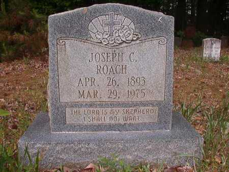 ROACH, JOSEPH C - Columbia County, Arkansas | JOSEPH C ROACH - Arkansas Gravestone Photos