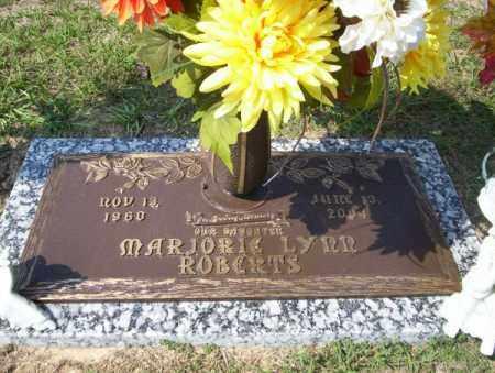ROBERTS, MARJORIE LYNN - Columbia County, Arkansas | MARJORIE LYNN ROBERTS - Arkansas Gravestone Photos