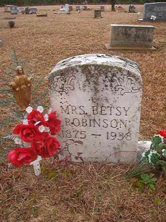 ROBINSON, BETSY - Columbia County, Arkansas | BETSY ROBINSON - Arkansas Gravestone Photos