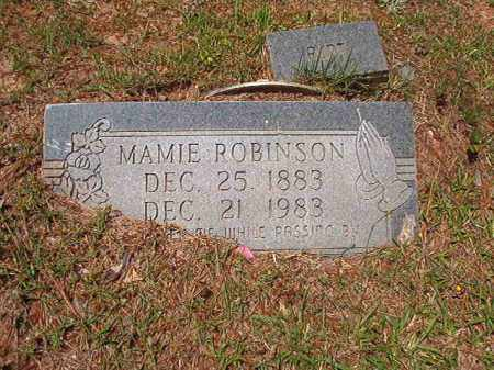 ROBINSON, MAMIE - Columbia County, Arkansas | MAMIE ROBINSON - Arkansas Gravestone Photos