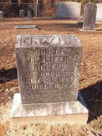ROGERS, IRVIN - Columbia County, Arkansas | IRVIN ROGERS - Arkansas Gravestone Photos