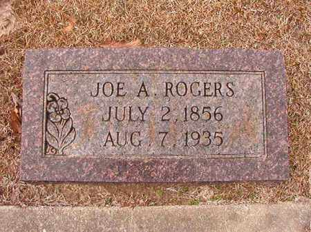 ROGERS, JOE A - Columbia County, Arkansas | JOE A ROGERS - Arkansas Gravestone Photos