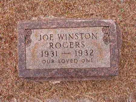 ROGERS, JOE WINSTON - Columbia County, Arkansas | JOE WINSTON ROGERS - Arkansas Gravestone Photos