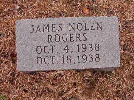 ROGERS, JAMES NOLEN - Columbia County, Arkansas | JAMES NOLEN ROGERS - Arkansas Gravestone Photos