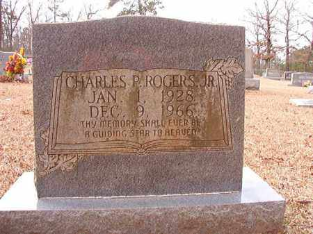 ROGERS, JR, CHARLES P - Columbia County, Arkansas | CHARLES P ROGERS, JR - Arkansas Gravestone Photos