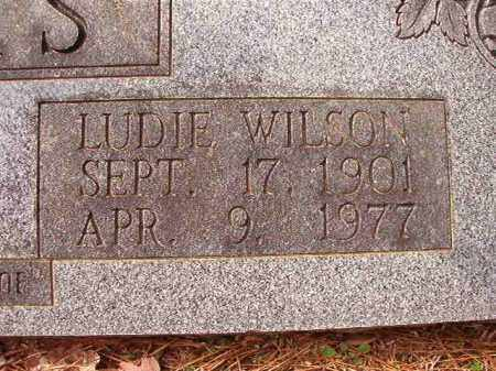 ROGERS, LUDIE - Columbia County, Arkansas | LUDIE ROGERS - Arkansas Gravestone Photos