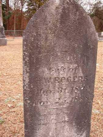 ROGERS, MARY ANN - Columbia County, Arkansas | MARY ANN ROGERS - Arkansas Gravestone Photos