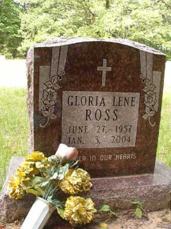 ROSS, GLORIA LENE - Columbia County, Arkansas | GLORIA LENE ROSS - Arkansas Gravestone Photos
