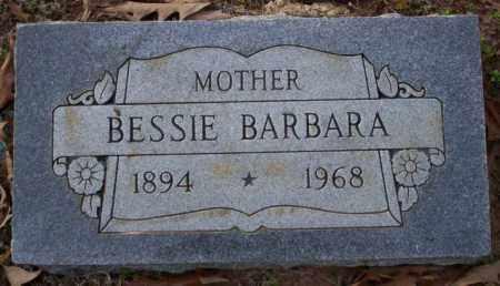 ROWE, BESSIE BARBARA - Columbia County, Arkansas | BESSIE BARBARA ROWE - Arkansas Gravestone Photos