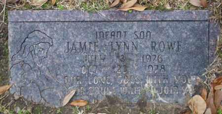 ROWE, JAMIE LYNN - Columbia County, Arkansas | JAMIE LYNN ROWE - Arkansas Gravestone Photos