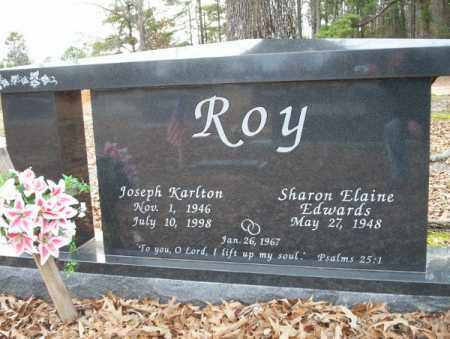 ROY, JOSEPH KARLTON - Columbia County, Arkansas | JOSEPH KARLTON ROY - Arkansas Gravestone Photos
