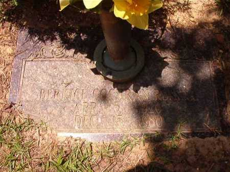 RUSSELL, BERNICE - Columbia County, Arkansas | BERNICE RUSSELL - Arkansas Gravestone Photos