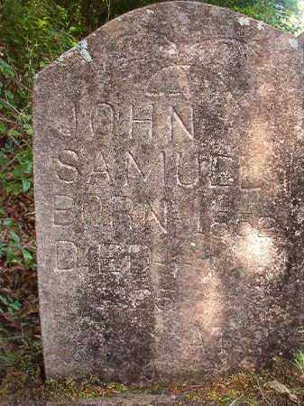 SAMUEL, JOHN - Columbia County, Arkansas | JOHN SAMUEL - Arkansas Gravestone Photos