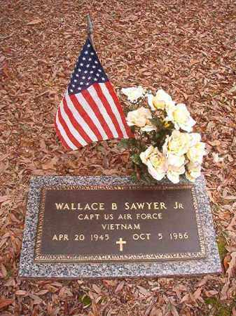 SAWYER, JR (VETERAN VIET), WALLACE B - Columbia County, Arkansas | WALLACE B SAWYER, JR (VETERAN VIET) - Arkansas Gravestone Photos