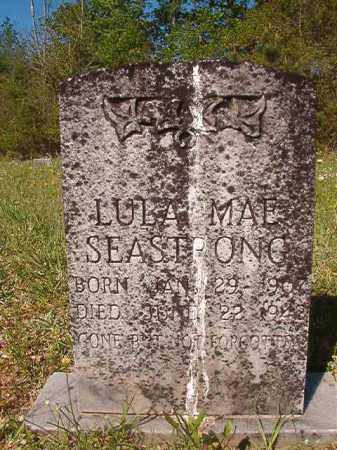 SEASTRONG, LULA MAE - Columbia County, Arkansas | LULA MAE SEASTRONG - Arkansas Gravestone Photos