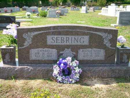 SEBRING, MILDRED - Columbia County, Arkansas | MILDRED SEBRING - Arkansas Gravestone Photos