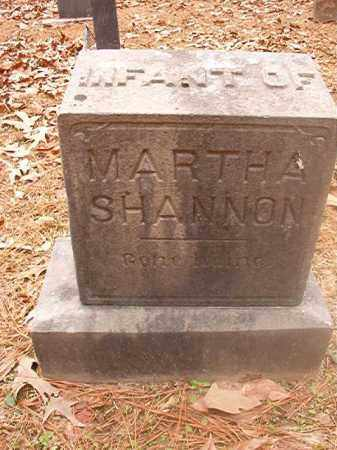 SHANNON, INFANT - Columbia County, Arkansas | INFANT SHANNON - Arkansas Gravestone Photos