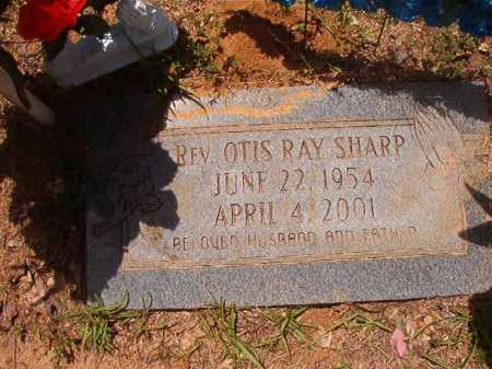 SHARP, REV, OTIS RAY - Columbia County, Arkansas | OTIS RAY SHARP, REV - Arkansas Gravestone Photos