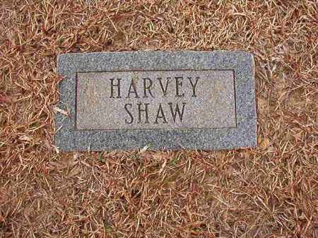 SHAW, HARVEY - Columbia County, Arkansas | HARVEY SHAW - Arkansas Gravestone Photos