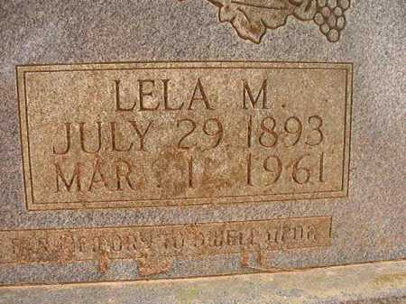 SHAW, LELA M - Columbia County, Arkansas   LELA M SHAW - Arkansas Gravestone Photos