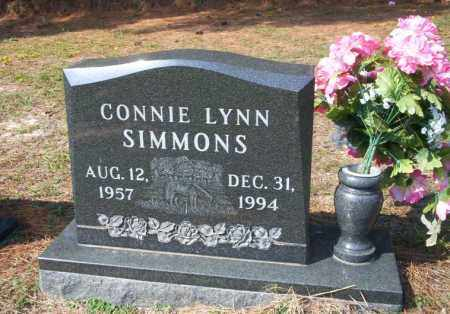 SIMMONS, CONNIE LYNN - Columbia County, Arkansas | CONNIE LYNN SIMMONS - Arkansas Gravestone Photos