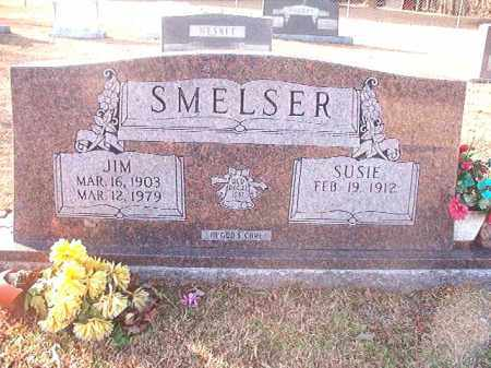 SMELSER, JIM - Columbia County, Arkansas | JIM SMELSER - Arkansas Gravestone Photos