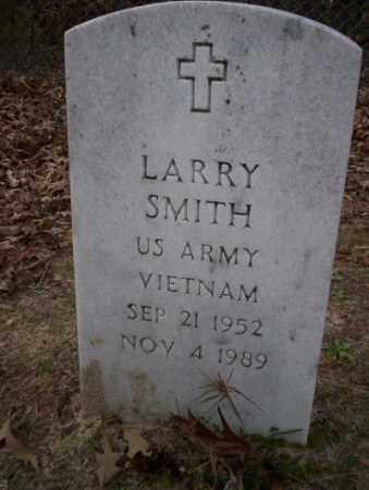 SMITH  (VETERAN VIET), LARRY - Columbia County, Arkansas | LARRY SMITH  (VETERAN VIET) - Arkansas Gravestone Photos
