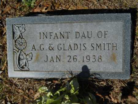 SMITH, INFANT - Columbia County, Arkansas | INFANT SMITH - Arkansas Gravestone Photos
