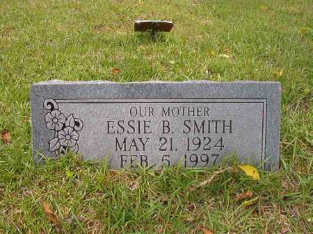 SMITH, ESSIE B - Columbia County, Arkansas | ESSIE B SMITH - Arkansas Gravestone Photos
