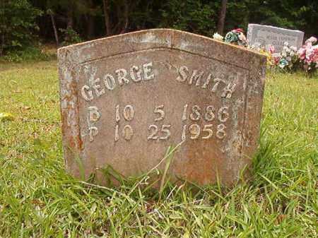 SMITH, GEORGE - Columbia County, Arkansas | GEORGE SMITH - Arkansas Gravestone Photos