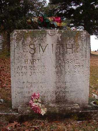 SMITH, HART - Columbia County, Arkansas | HART SMITH - Arkansas Gravestone Photos