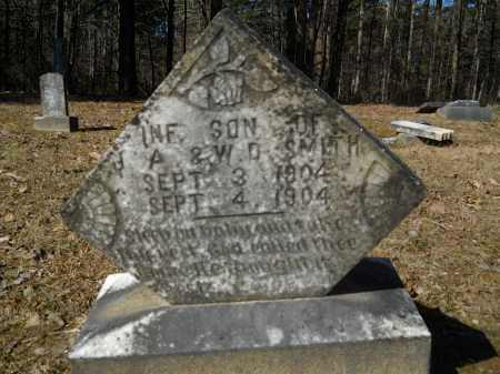 SMITH, INFANT SON - Columbia County, Arkansas | INFANT SON SMITH - Arkansas Gravestone Photos