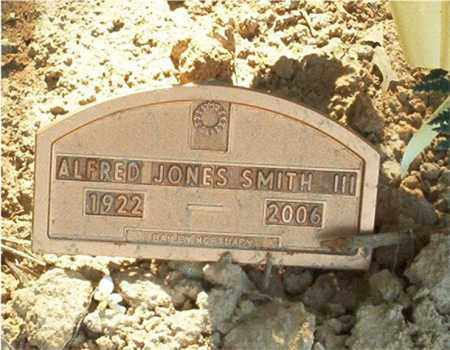 SMITH III, ALFRED JONES - Columbia County, Arkansas | ALFRED JONES SMITH III - Arkansas Gravestone Photos