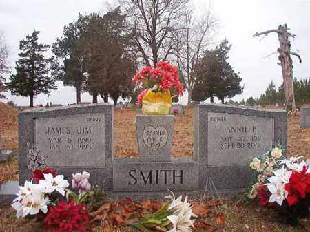 SMITH, ANNIE P - Columbia County, Arkansas | ANNIE P SMITH - Arkansas Gravestone Photos