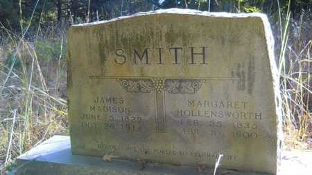 HOLLENSWORTH SMITH, MARGARET JANE - Columbia County, Arkansas | MARGARET JANE HOLLENSWORTH SMITH - Arkansas Gravestone Photos