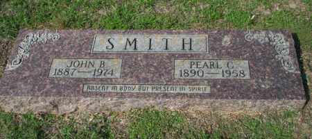 SMITH, PEARL C - Columbia County, Arkansas | PEARL C SMITH - Arkansas Gravestone Photos
