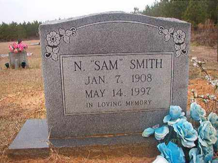 "SMITH, N ""SAM"" - Columbia County, Arkansas 