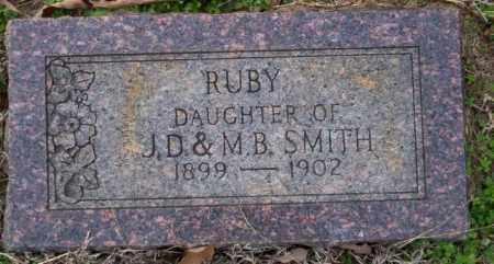 SMITH, RUBY - Columbia County, Arkansas | RUBY SMITH - Arkansas Gravestone Photos