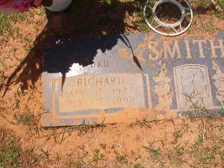SMITH, RICHARD - Columbia County, Arkansas | RICHARD SMITH - Arkansas Gravestone Photos