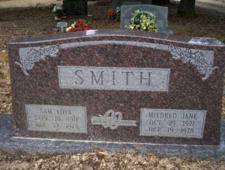 SMITH, SAM LOYS - Columbia County, Arkansas | SAM LOYS SMITH - Arkansas Gravestone Photos