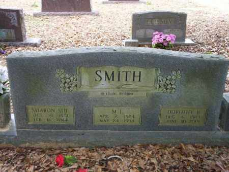 SMITH, M.I. - Columbia County, Arkansas | M.I. SMITH - Arkansas Gravestone Photos