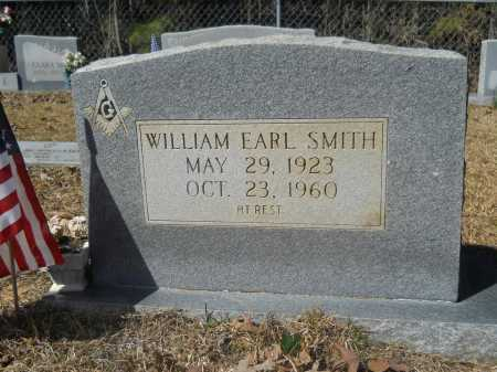 SMITH, WILLIAM EARL - Columbia County, Arkansas | WILLIAM EARL SMITH - Arkansas Gravestone Photos