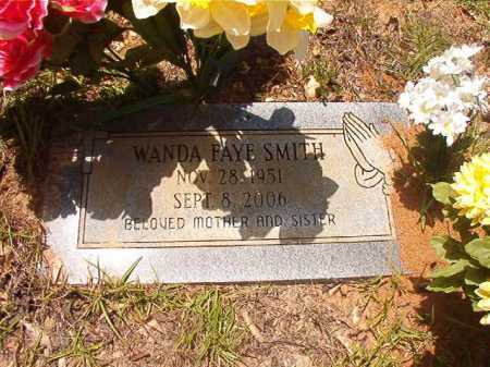 SMITH, WANDA FAYE - Columbia County, Arkansas | WANDA FAYE SMITH - Arkansas Gravestone Photos