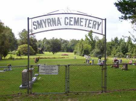 *SMYRNA, .CEMETERY - Columbia County, Arkansas | .CEMETERY *SMYRNA - Arkansas Gravestone Photos