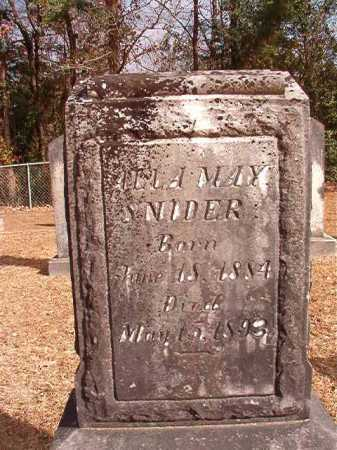 SNIDER, ALLA MAY - Columbia County, Arkansas | ALLA MAY SNIDER - Arkansas Gravestone Photos