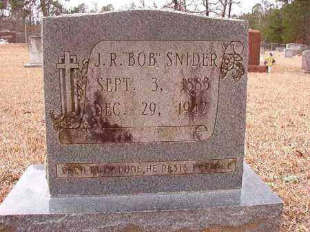 "SNIDER, J R ""BOB"" - Columbia County, Arkansas 