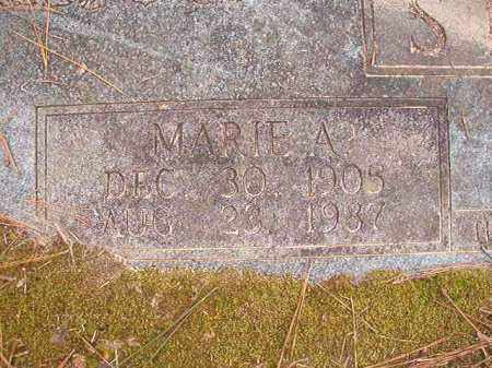 SNIDER, MARIE A - Columbia County, Arkansas | MARIE A SNIDER - Arkansas Gravestone Photos