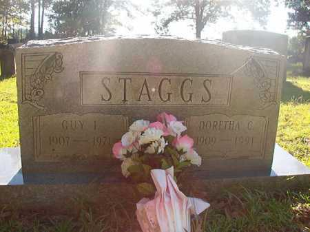 STAGGS, GUY I - Columbia County, Arkansas | GUY I STAGGS - Arkansas Gravestone Photos