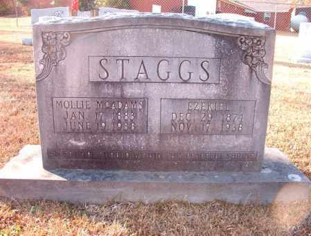STAGGS, MOLLIE - Columbia County, Arkansas | MOLLIE STAGGS - Arkansas Gravestone Photos