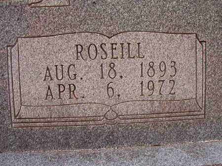 STAGGS, ROSEILL - Columbia County, Arkansas | ROSEILL STAGGS - Arkansas Gravestone Photos
